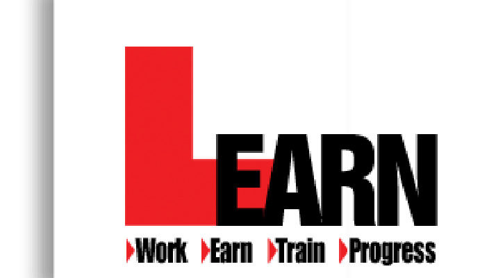 L-earn project logo