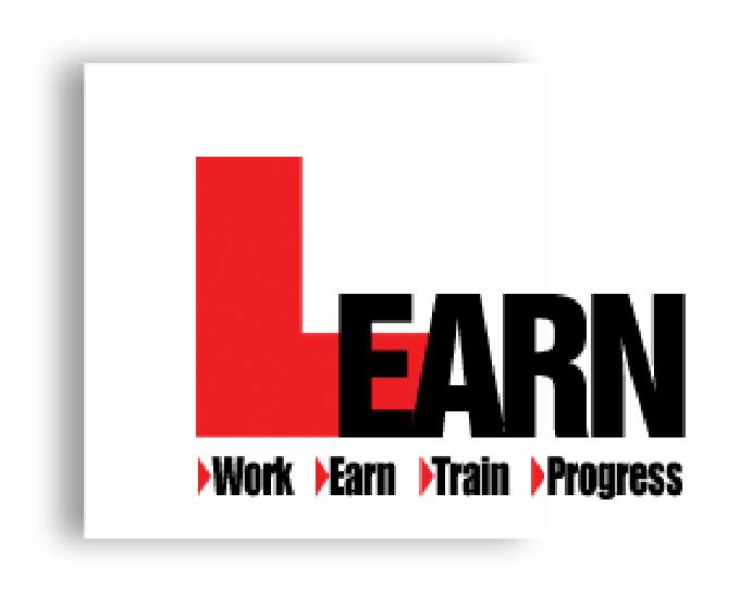 L-earn project logo