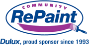 recycled paint logo