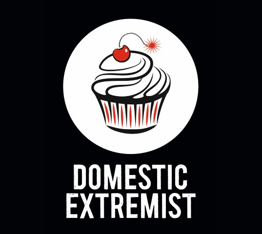 Domestic Extremist t-shirt design