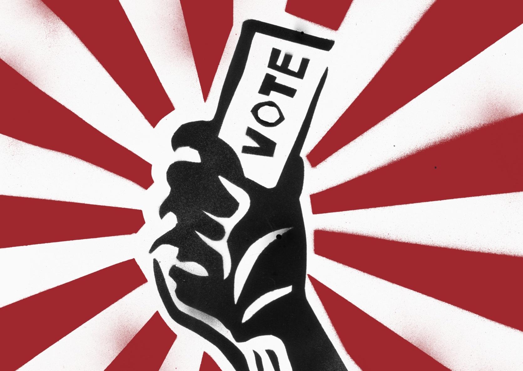 vote in Hastings and Rye