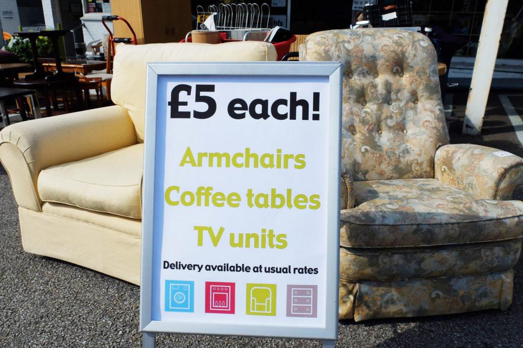 sale armchair